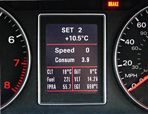 Wwwqmatiscom The Vfiz For Audi Complete Set